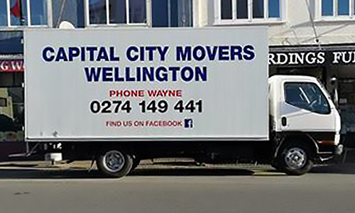 Pleasing Wellington Moving Company Capital City Movers Lower Hutt Download Free Architecture Designs Scobabritishbridgeorg